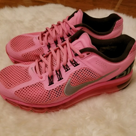 Nike AirMax Fit Sole2 Pink Running Shoes 9.5